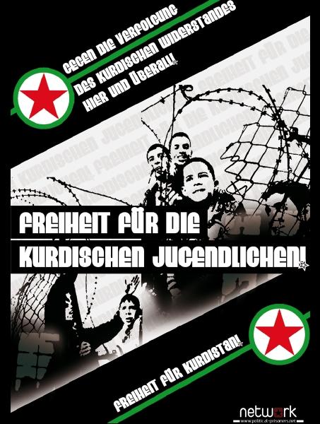 Broschuere Stuttgart Kurdische Jugendliche 2010