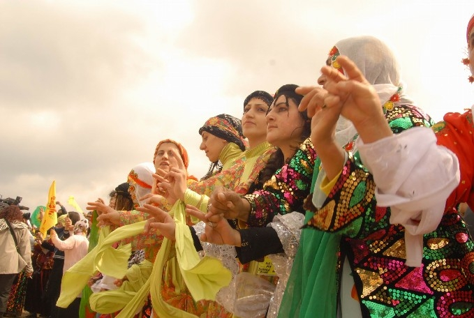 Newroz in Kurdistan
